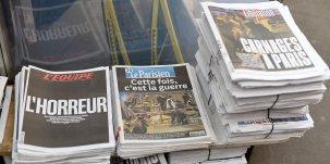 #ParisAttacks