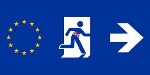 Illustration Brexit après le référendum du 23 juin