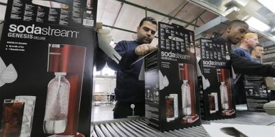 Sodastream a contribué à bouleverser le marché mondial du soda.