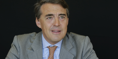 Alexandre de Juniac, PDG d'Air France-KLM