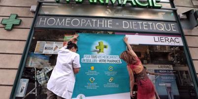 Les pharmaciens revendiquent une mobilisation totale