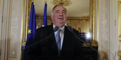 Gérard Larcher a été président dui Sénat du 1er octobre 2008 au 1er octobre 2011.