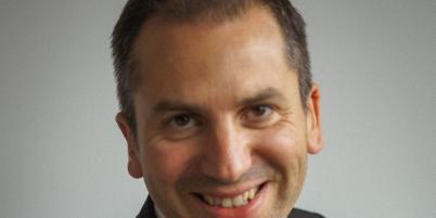 Fabrice Marsella, responsable du Village de l'innovation du Crédit agricole. ALAIN GOULARD.