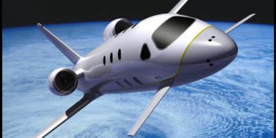 Le Space plane d'Airbus.