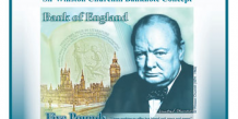 Winston Churchill note