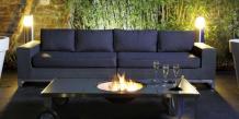 Ameublement d'extérieur: Happinox rend l'inox joyeux grâce au design