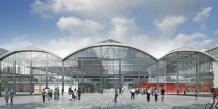 Ce n'est pas avant la fin 2016 qu'ouvrira le futur lieu totem parisien et national de la French Tech, la Halle Freyssinet, ancien bâtiment ferroviaire en cours de rénovation situé dans le 13e arrondissement de Paris.