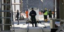 Les travaux du tunnel Lyon-Turin débuteront fin 2014-début 2015