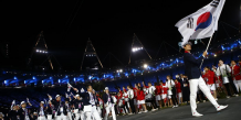Corée du Sud Jeux Olympiques