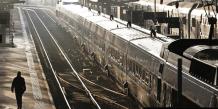 Le trafic SNCF perturbé en raison d'un mouvement de grève