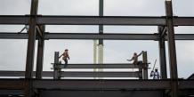 Les dépenses de construction en hausse aux Etats-Unis