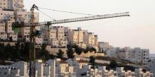 Nouveaux projets immobiliers israéliens en Cisjordanie