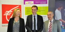 La Caisse d'Epargne d'Alsace signe un partenariat avec Rhénatic