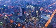 C'est en Asie et en Afrique que les villes évoluent le plus rapidement.