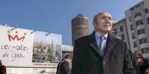 """Gérard Collomb le """"social-réformiste"""" devrait résister à Lyon"""