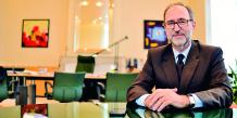 Philippe Vigouroux, directeur général du CHU de Bordeaux