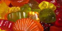 Bonbons gélatine