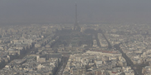 Nouvel épisode de pollution en Ile-de-France