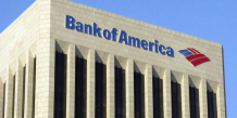 Bank of America n'avait plus enregistré de trimestre négatif depuis 2011. (Photo : Reuters)