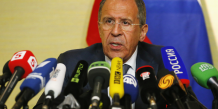 Ukraine Accord Lavrov