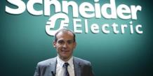Schneider affiche un chiffre d'affaires en hausse de 2,5%