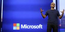 """Satya Nadella a révélé la semaine dernière ses projets pour Microsoft, axés sur le cloud et le mobile et promis à ses salariés """"un changement de culture""""."""