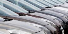 Hausse de 5,8% des immatriculations de voitures neuves en avril