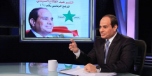 Le maréchal Sissi tempère les attentes de changement en Egypte