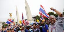 En Thaïlande, la contestation ne faiblit pas