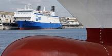 Les syndicats demandent l'arbitrage d'Arnaud Montebourg, en déplacement à Marseille lundi 2 juin, après l'abstention de l'Etat lors du non renouvellement de Marc Dufour à la tête du directoire de la SNCM. | REUTERS