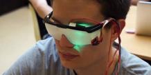 Handi'Light : des lunettes de luminothérapie au service des handicapés