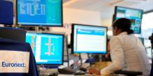 Euronext réalisera son plan d'économies de 60 millions d'euros avant l'horizon prévu de trois ans, assure son PDG, Dominique Cerutti. REUTERS.