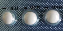 La pilule ne se vend plus aussi bien. D'autres contraceptifs, comme le stérilet, prennent la relève.