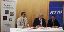 La Caisse d'Epargne Provence‐Alpes‐Corse et la RTM roulent ensemble