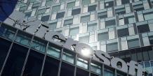 """Le géant de Redmond, sous la conduite de son nouveau directeur général, Satya Nadella, en poste depuis cinq mois, veut se recentrer sur le """"cloud"""" et les logiciels destinés aux applications mobiles. (Photo : Reuters)"""