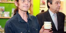 Dans le yaourt bio Nomad'Yo, on remplace le lait par de l'eau et des céréales !