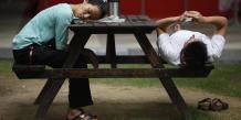 """47% des DAF considèraient fin 2013 qu'une sieste de moins de 20 minutes est"""" plutôt envisageable"""". 17% d'entre eux pensaient même qu'elle est """"acceptable"""". (Photo: Reuters)"""