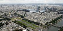 L'Egypte aimerait moderniser ses Mirage 2000 (sur la photo, Mirage français)