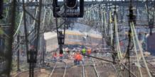 """Le réseau ferroviaie jugé """"délabré"""" à Brétigny, la SNCF conteste"""