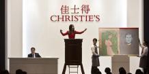 Les ventes de Christie's portées par l'art contemporain