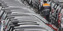 Les commandes de voitures ont fait du surplace en juin en France
