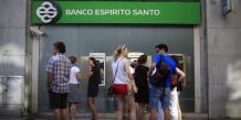 """""""Les véhicules de placement spécifiques ont été créés à la demande de la banque Espirito Santo en 2001 et 2002"""", selon le Credit Suisse."""