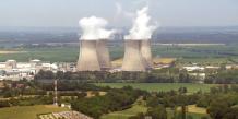 La centrale Akw Rückbau en Allemagne. / DR