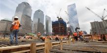 Le secteur privé aux Etats-Unis crée moins d'emplois que prévu
