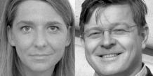 Laure Kaltenbach et Olivier Le Guay
