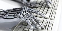 Robot clavier