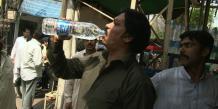 """""""Pure Life"""", la nouvelle marque d'eau de Nestlé a une croissance à deux chiffres."""