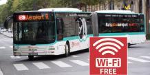 Expérimentation WiFi dans deux RoissyBus