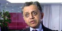Ashoka Mody, ancien chef de mission pour l'Allemagne et l'Irlande au Fonds Monétaire International, professeur de politique économique internationale, Princeton.