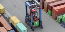 La viande est arrivée dans 26 conteneurs en provenance des ports d'Anvers (Belgique), de Hambourg (Allemagne) et de Rotterdam (Pays-Bas).